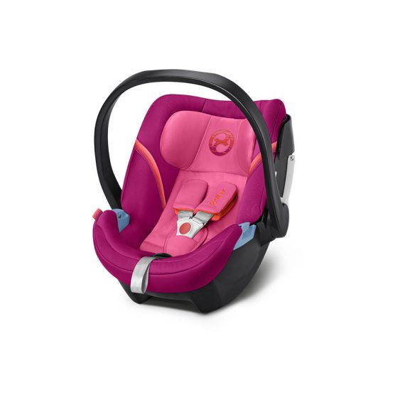 passion pink aton 5 cybex