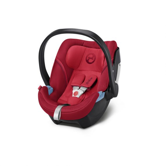 Cybex aton 5 red rebel