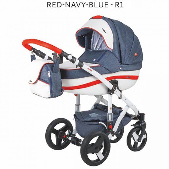 Red Navy Blue R1