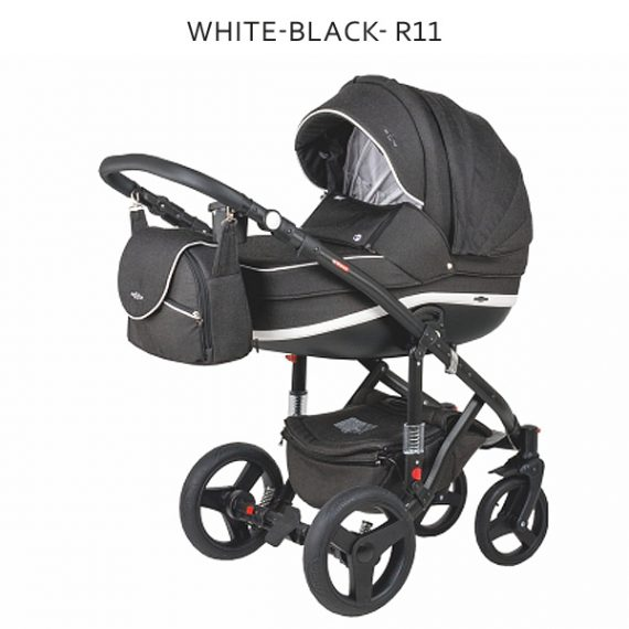 White Black R11