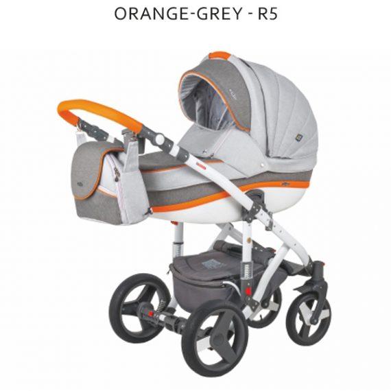 Orange Grey R5