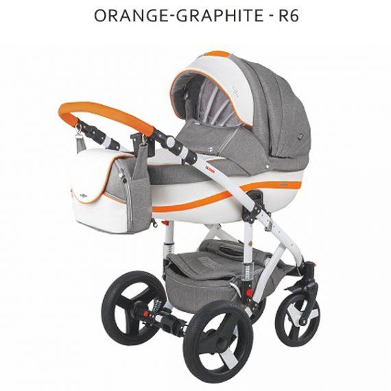 Orange Graphite R6