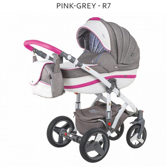 Pink Grey R7