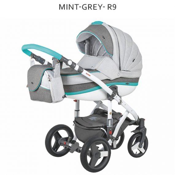 Mint Grey R9