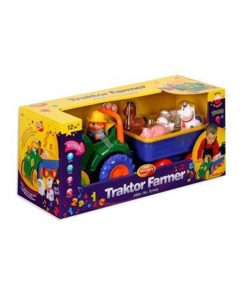 traktor farmer dumel