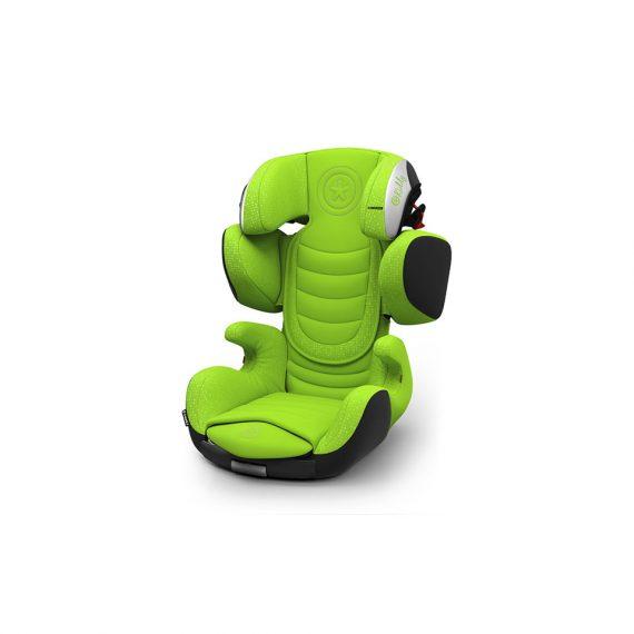 Kiddy Cruiserfix 3 kolor zielony