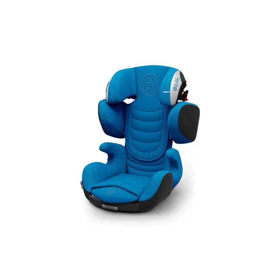 fotelik Kiddy Cruiserfix 3 kolor niebieski