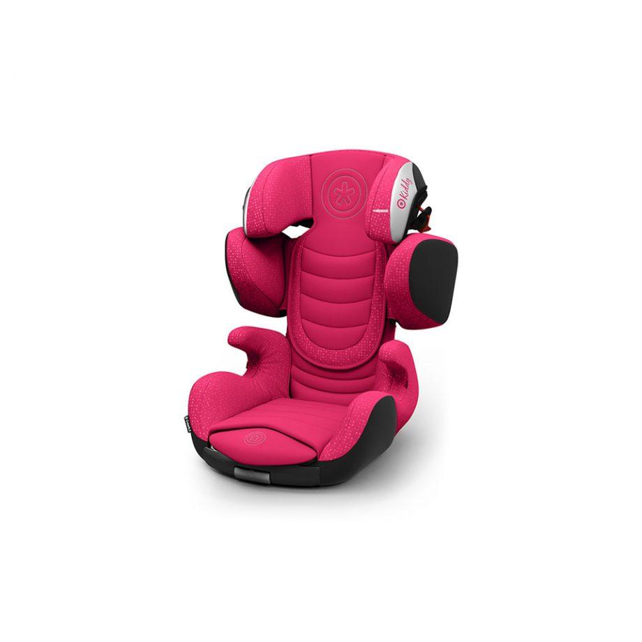 Kiddy Cruiserfix 3 kolor berry pink