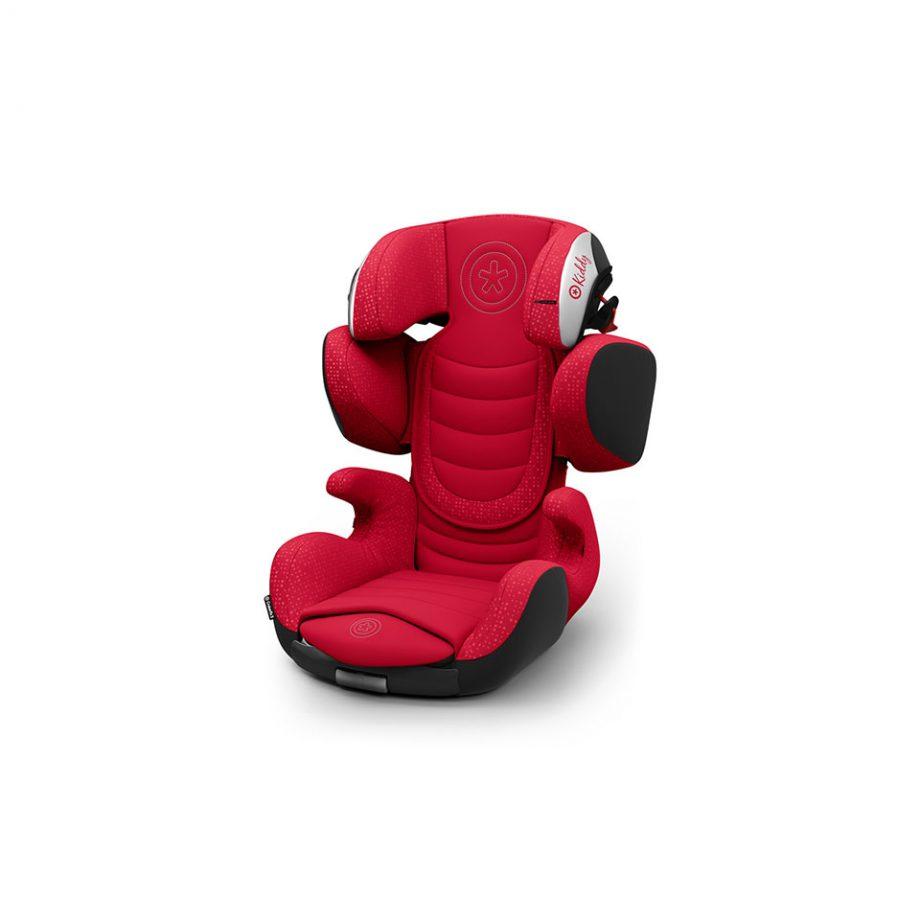 Kiddy Cruiserfix 3 kolor chili red