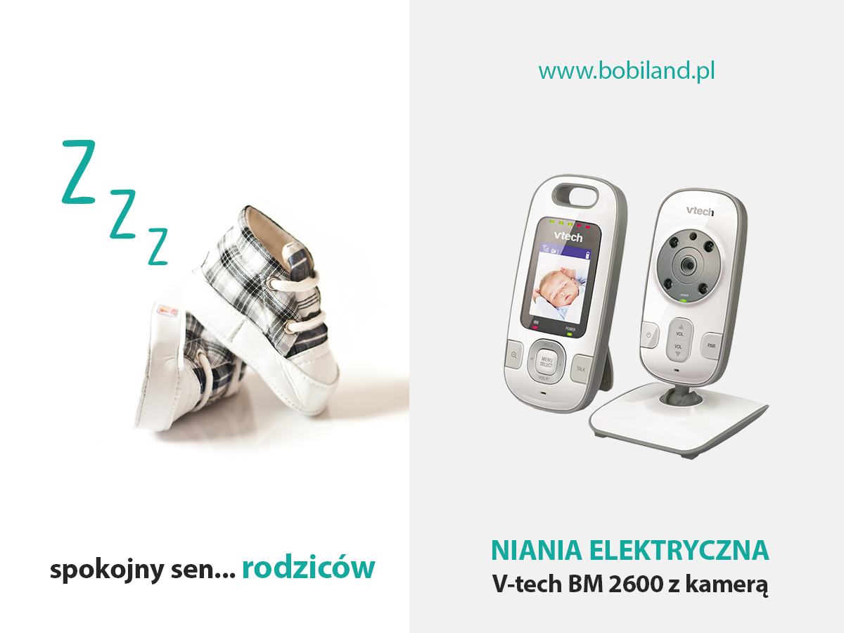 Niania elektroniczna video BM2600