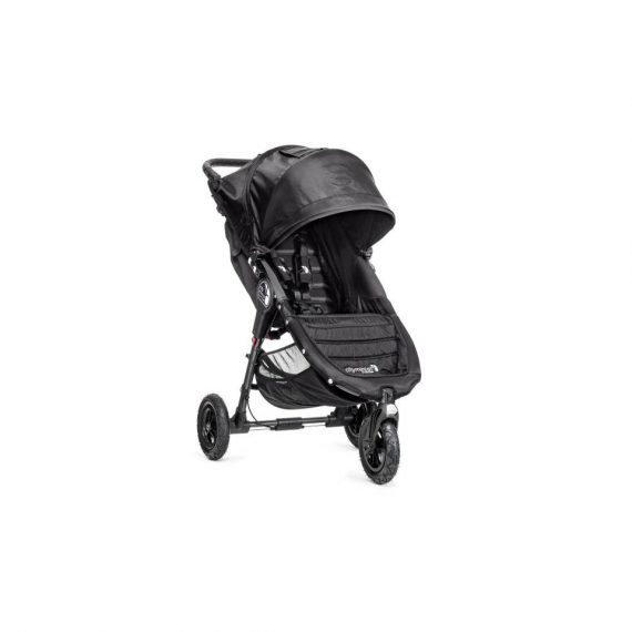 Baby Jogger City Mini GT czarny