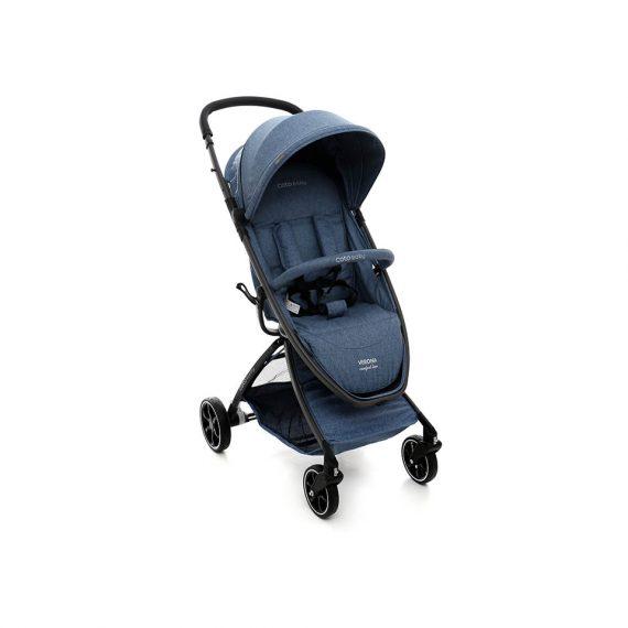 Coto Baby Verona Comfort Line niebieski