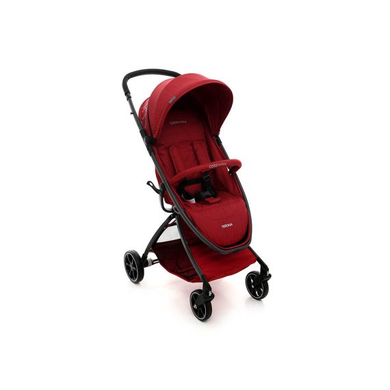 Coto Baby Verona Comfort Line czerwony