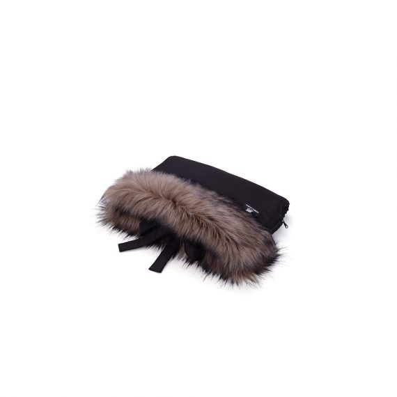 mufka cottonmoose czarna