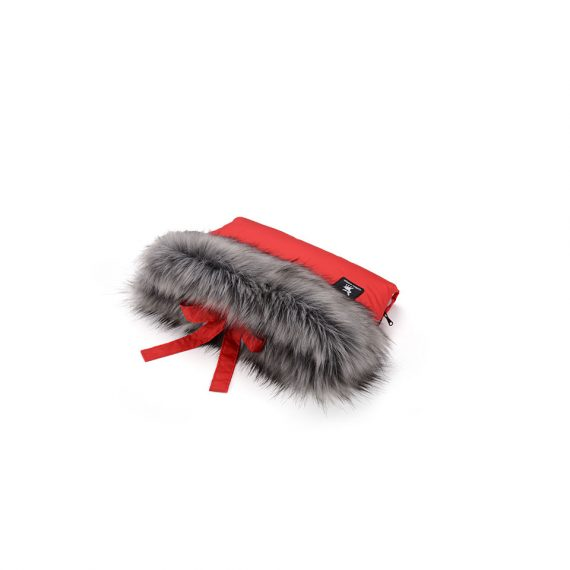 mufka cottonmoose czerwona