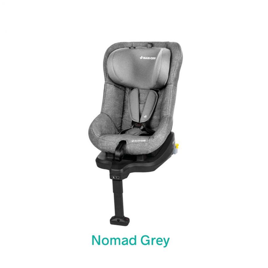 Maxi Cosi Tobi Fix Nomad Grey