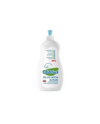 żel płyn do mycia butelek