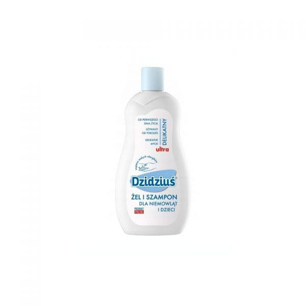 żel i szampon